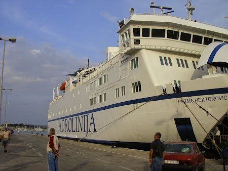Ferry Split - Hvar