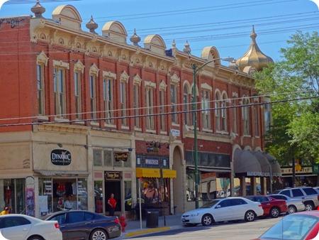 1889 Buel Building