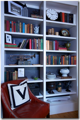 Organizing Bookshelves - Kerrie kelly