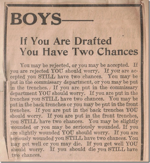 Boys Chances