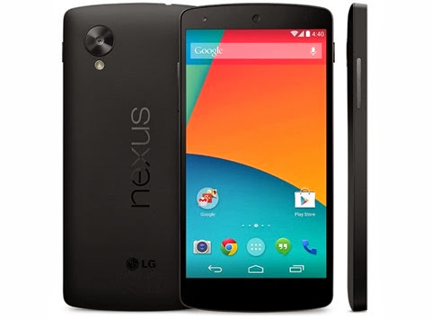 Google lanza Nexus 5