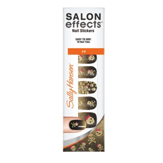 Sally Hansen Salon Effects Skull and Crossbones