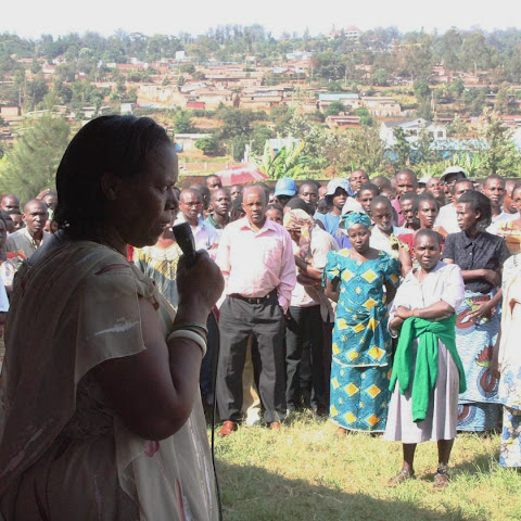 Rwanda holds the record for the most women MPs because of its constitution, which ensures that 30 per cent of members should be women