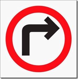 guinada a direita