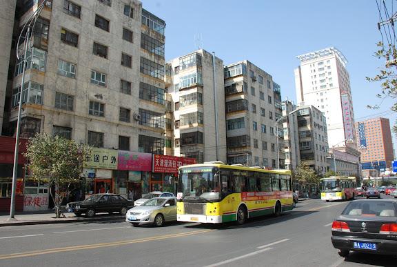 Urumqi - Grande ville chinoise