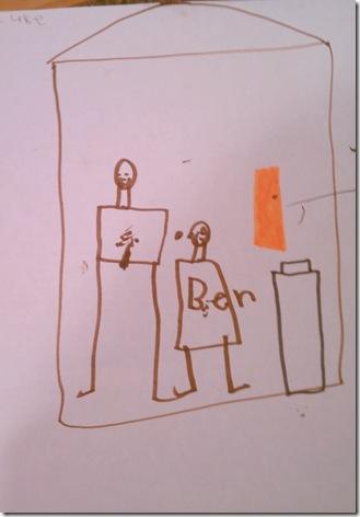 Luke's drawing
