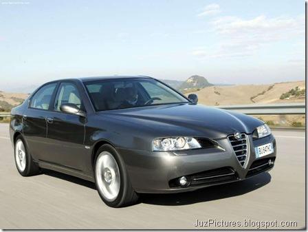 Alfa Romeo 166 (2004)3
