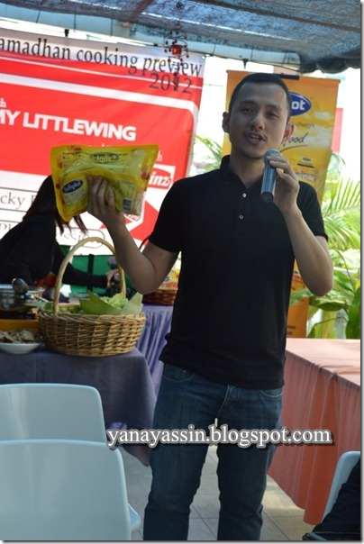 Restoran Brisik119Buffet Ramadhan Murah