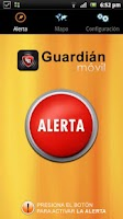 Screenshot of Guardián Móvil Gratis