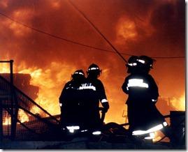 bombeiros - Apocalipse Em Tempo Real