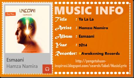 Hamza Namira-Ya La La
