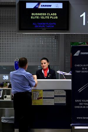 Terminal nou Tarom
