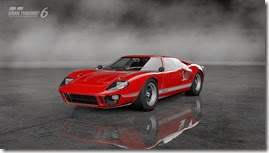 Ford GT40 Mark I '66 (1)