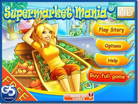 Supermarket Mania® HD