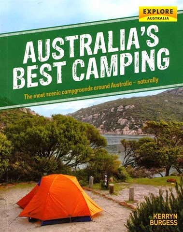 australian camping book