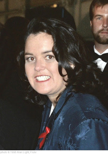 'Rosie O'Donnell' photo (c) 1995, Alan Light - license: http://creativecommons.org/licenses/by/2.0/