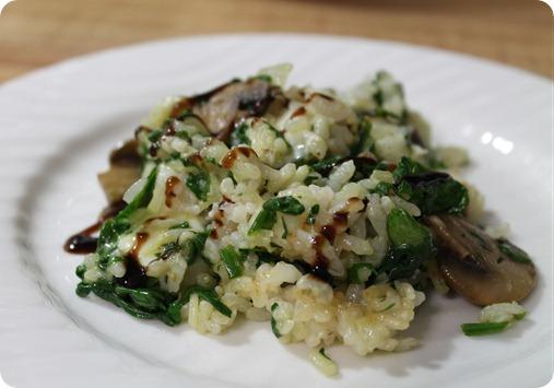mushroom risotto 089