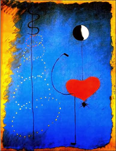 Joan Miró a bailarina