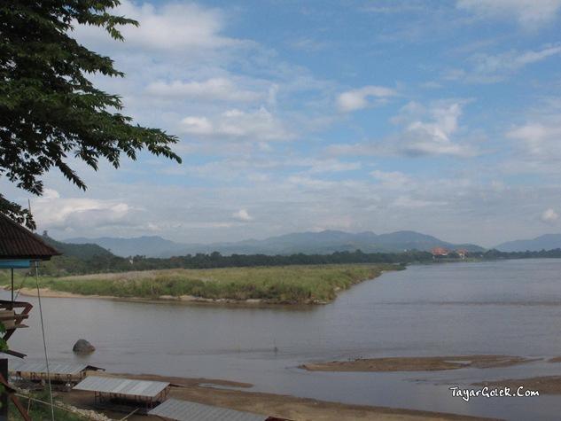 Mekong River - Myanmar