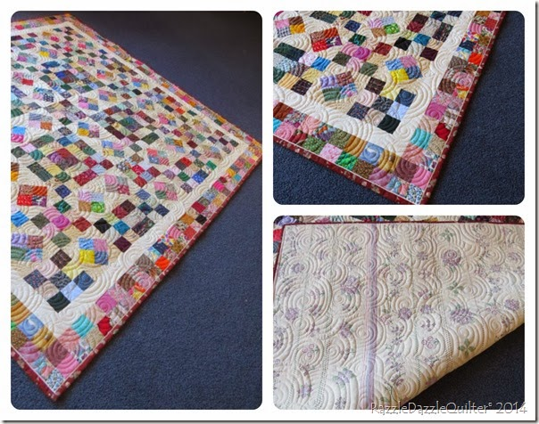 Normans quilt Collage