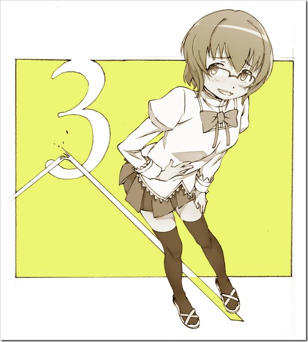 Mahou Shoujo Madoka Magica 03