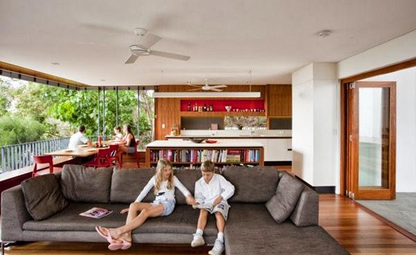 diseño-Sunshine-Beach-House-Wilson-Architects