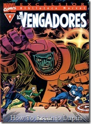 P00004 - Biblioteca Marvel - Avengers #4