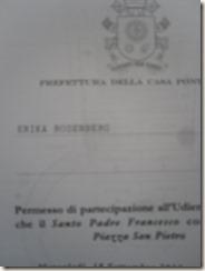 Rom Papst Franziskus 014