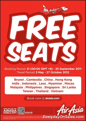 AirAsia-FREE-Seats-2011-EverydayOnSales-Warehouse-Sale-Promotion-Deal-Discount