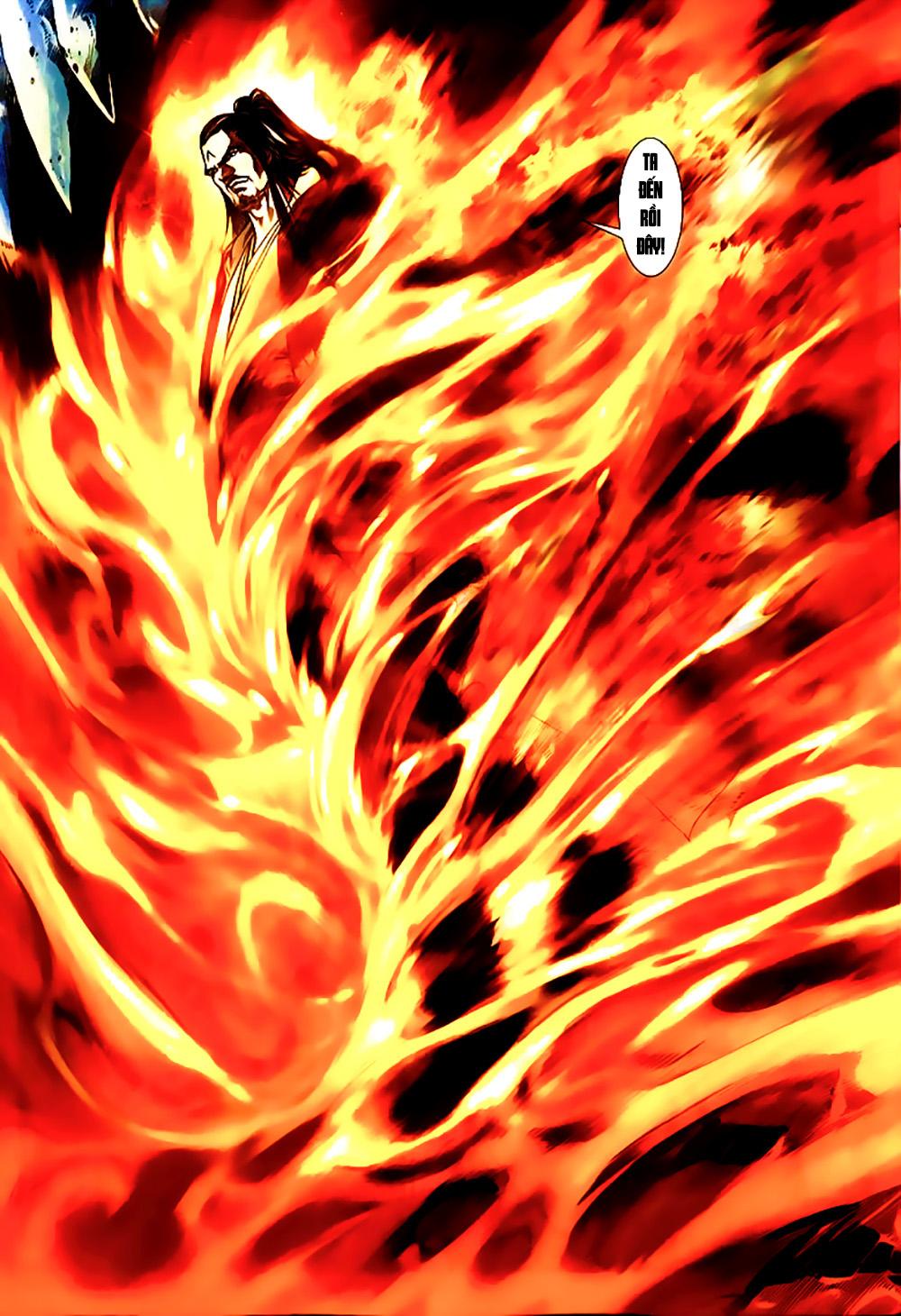 xem truyen moi - BÁT TIÊN ĐẠO - Chapter 30: Ngưu Ma Vương