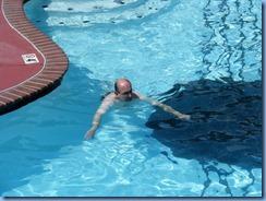 8335 Memphis, Tennessee - Days Inn guitar pool - Bill