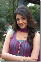 Actress Kajal Agarwal Cute Hot Pics in Mr Perfect