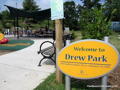 Drew Park & Sprayground