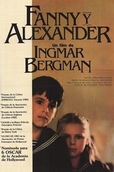 Poster Fanny y Alexander