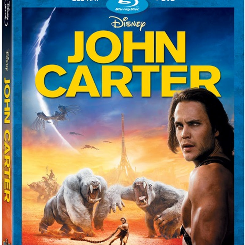 John Carter (2012) Blu-Ray HD 720p (English)