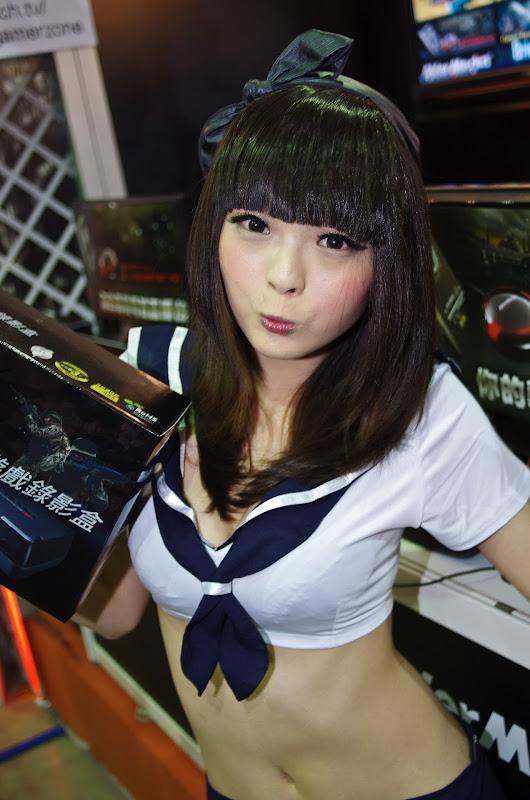 加減PO~台北電玩展2012