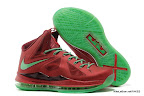 lbj10 fake colorway christmas 1 01 Fake LeBron X