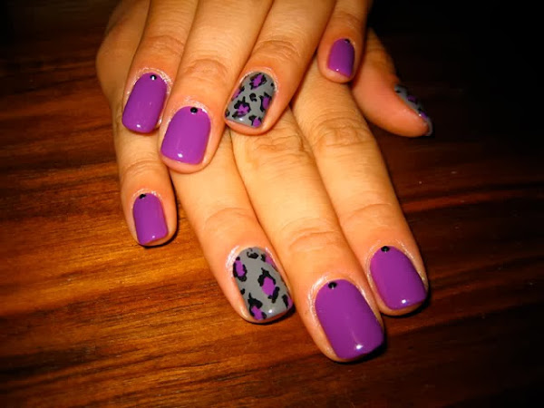 NailsdidDec Solid Color Nail Designs