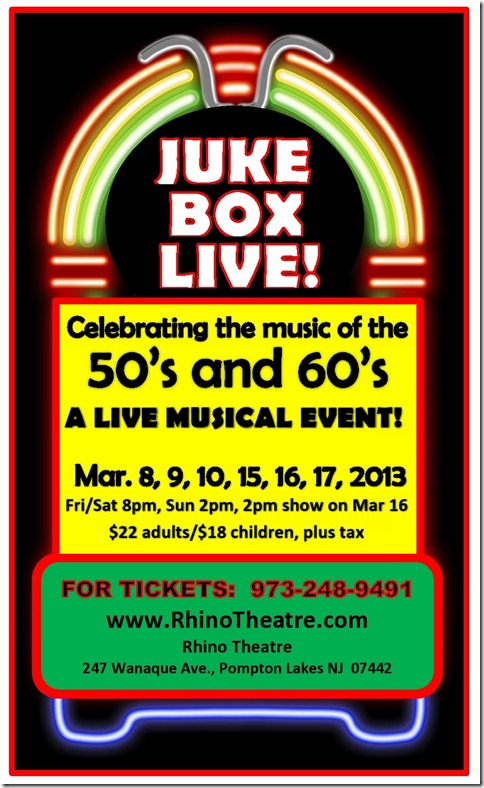 JUKE BOX LIVE WITH COLOR