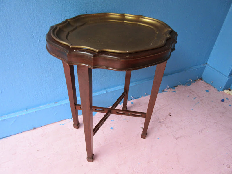 Ethan Allen Occasional Table
