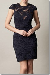 Crochet Lace Stretch Dress