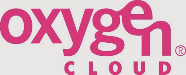 Logo oxygen cloud