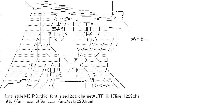 Saki,Anetai Toyone