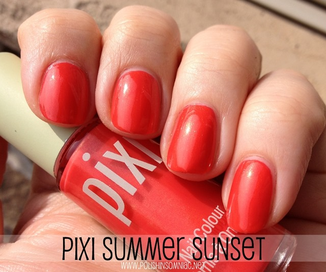 Pixi Summer Sunset