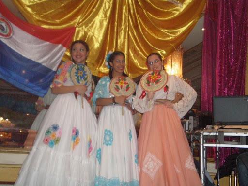 Paraguay mujer paraguaya danza paraguaya españa madrid trajes