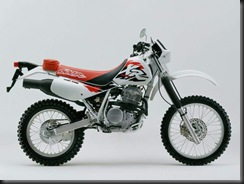 Honda XR600R 96