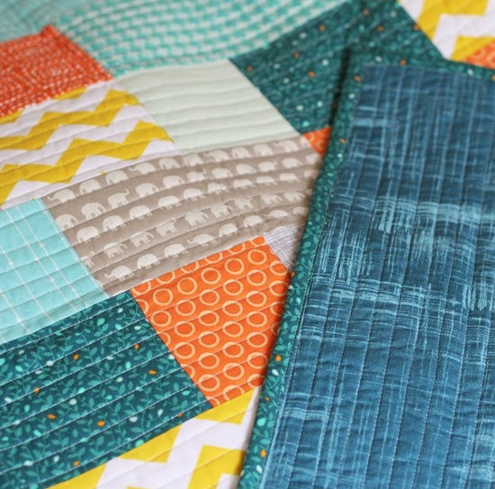 Straight Line Quilting, Cluck Cluck Sew