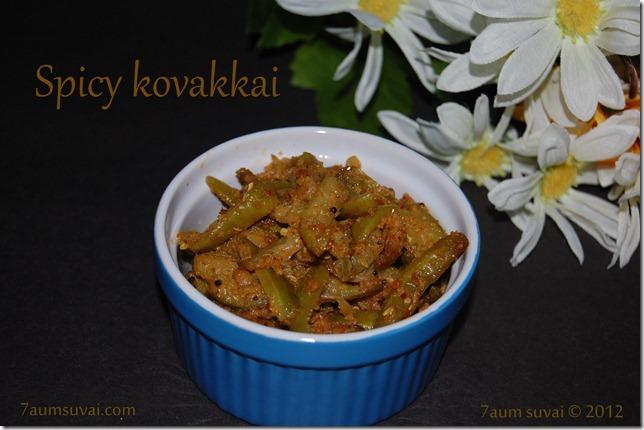 Spicy kovakkai