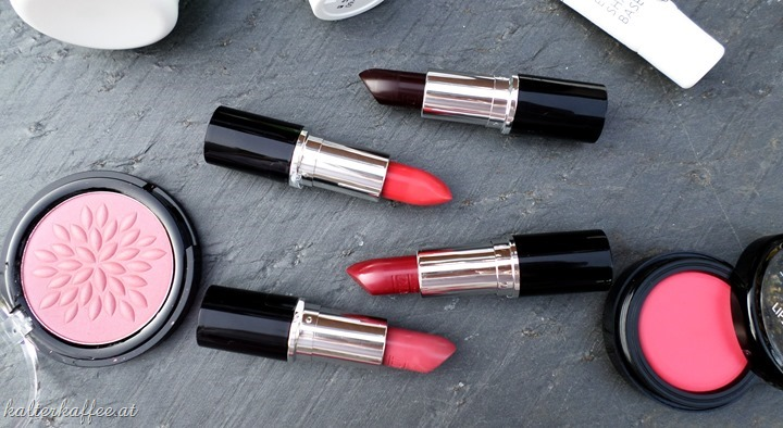 Lavera Naturkosmetik Lipsticks