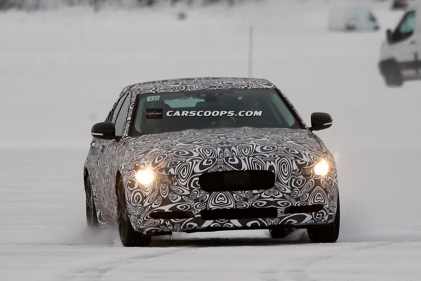 2014 - [Jaguar] XE [X760] - Page 4 New-Jaguar-XE-2Carscoops%25255B3%25255D